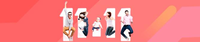 Грандиозная распродажа 11.11 на AliExpress
